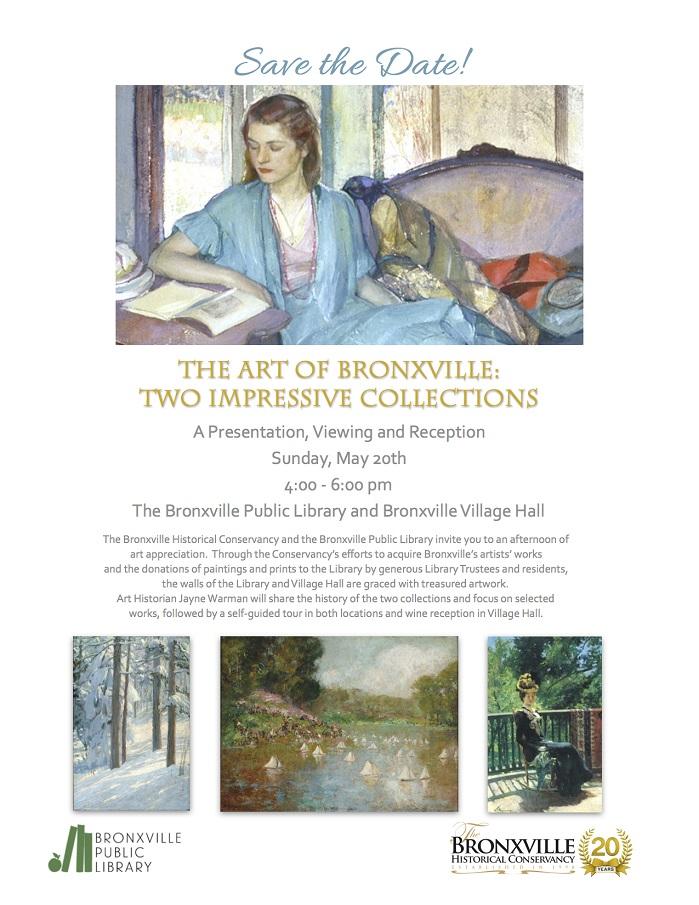 The Art of Bronxville invitation10