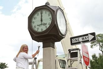 bhc clock restoration