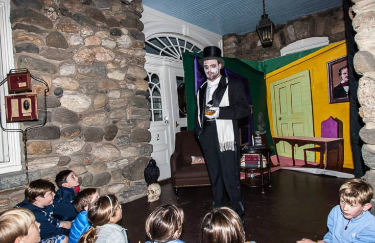 The Ghosts of Bronxville and Preview Party
